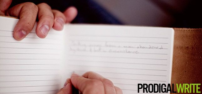 Story Submission - Prodigal Magazine