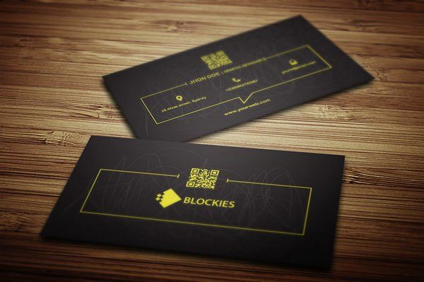 Nice 150 Free Business Card Mockup Psd Templates Mockups Are