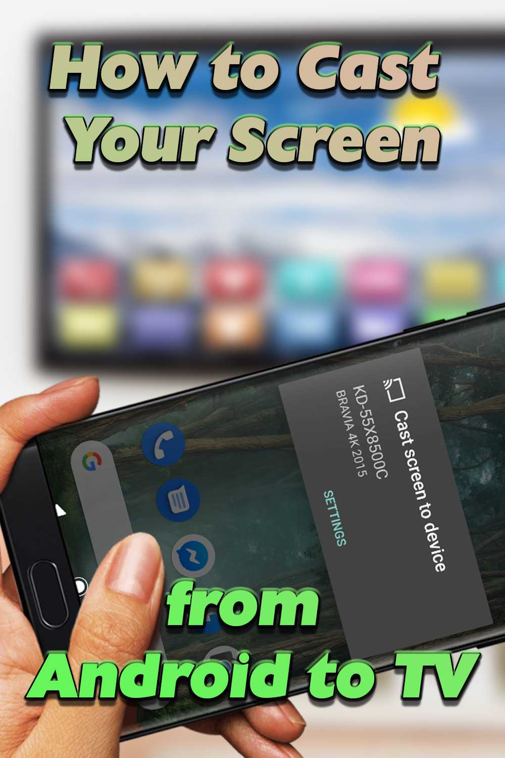 How to Cast Your Screen from Android to TV in 2020