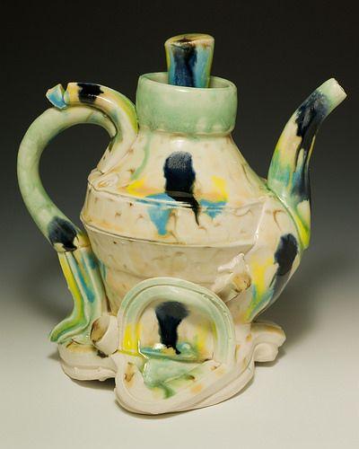 New Work - Frank R. Martin Ceramics