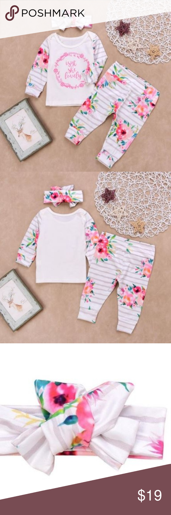 Hp Boutique Baby Girl Isn T She Lovely Baby Girl Boutique Baby Boutique New Baby Products
