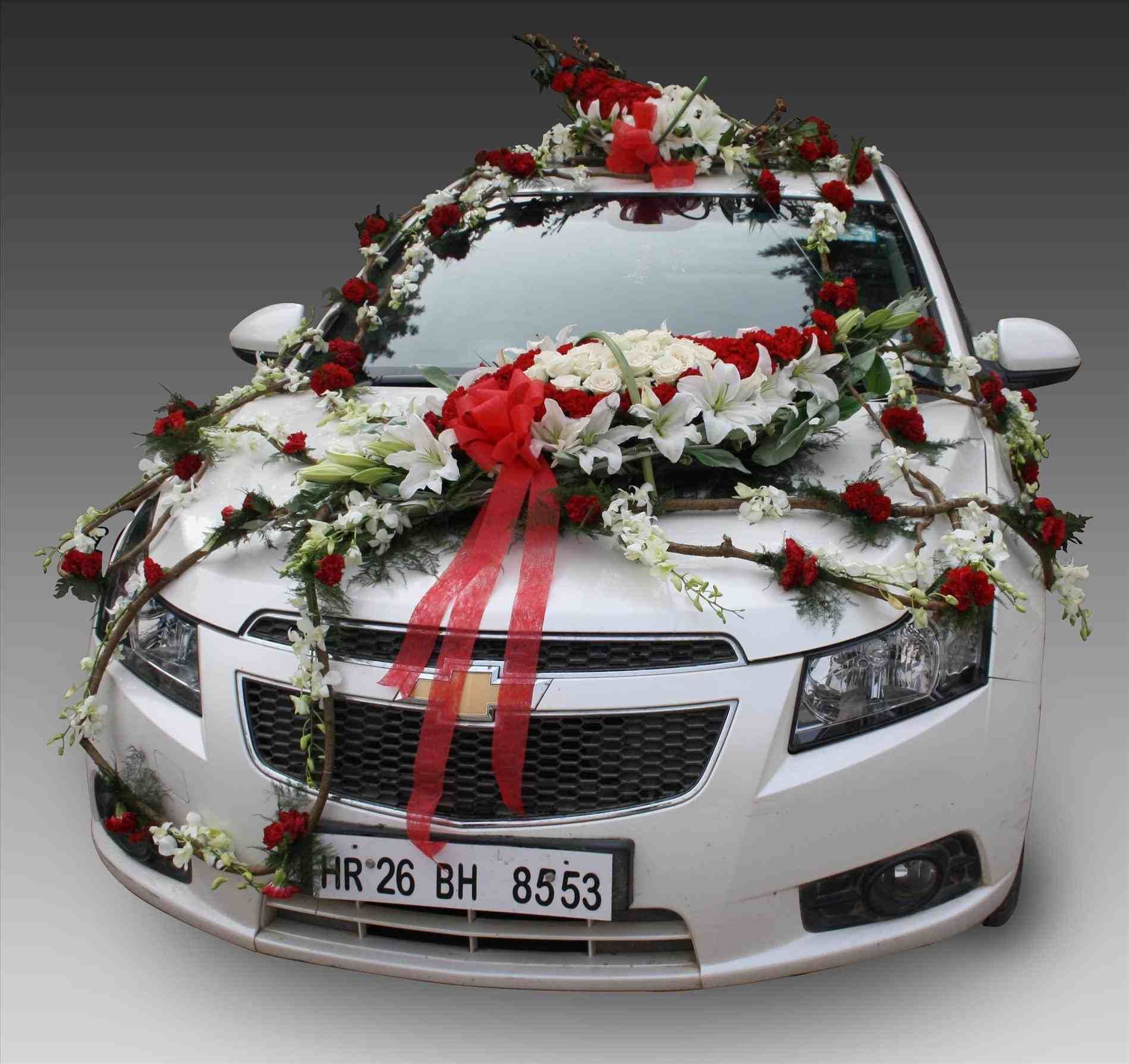 Indian Wedding Car Decoration Ideas In 2018 Home Ideas Pinterest