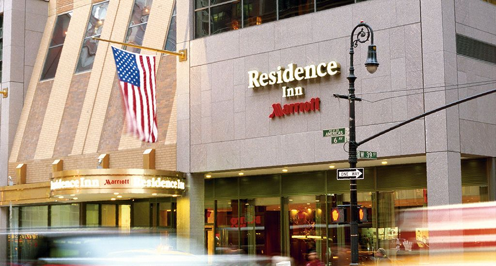 Residence inn new york manhattan times square new york for Residence a manhattan new york