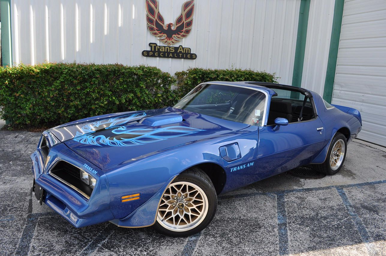 trans am 1978 Protect your car and other treasures with Eva Dry