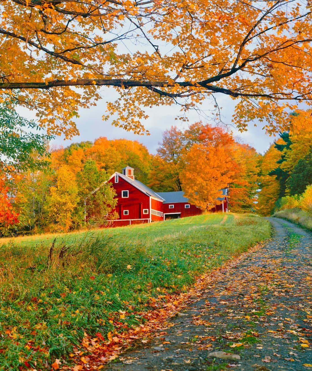"Best Places In Our Country: THIS Proves Why €�October"" Is Our Favorite Color"
