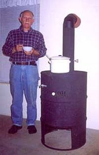 How To Build A Homemade Barrel Stove Barrel Stove