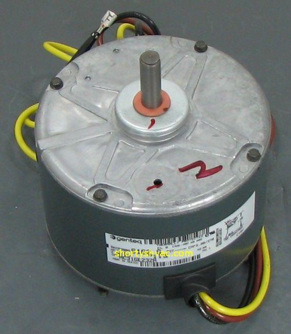 Carrier Condenser Fan Motor Hc33ge233 Ge Model 5kcp39bgs069s Fan Motor Carriers Motor