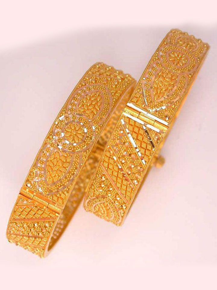 Gold Bangles in Brampton