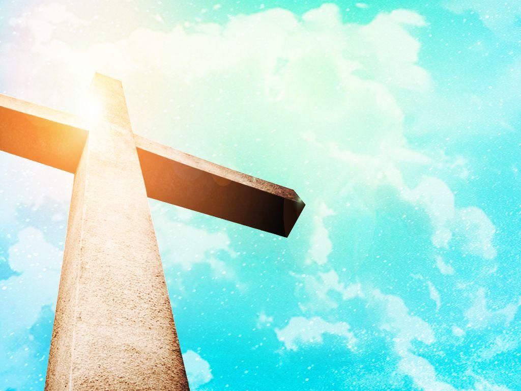 gospel backgrounds the cross gospel background gospel background