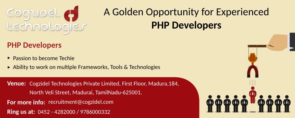 Pin by Cogzidel Technologies on Job Opening Job opening