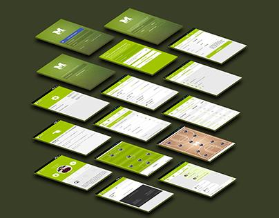 "Check out new work on my @Behance portfolio: ""MFM App Design"" http://be.net/gallery/32617957/MFM-App-Design"