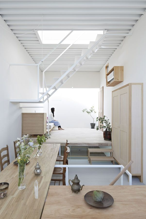 coco-soco-kashico wo reblog, architags: Tato Architects. House in ...