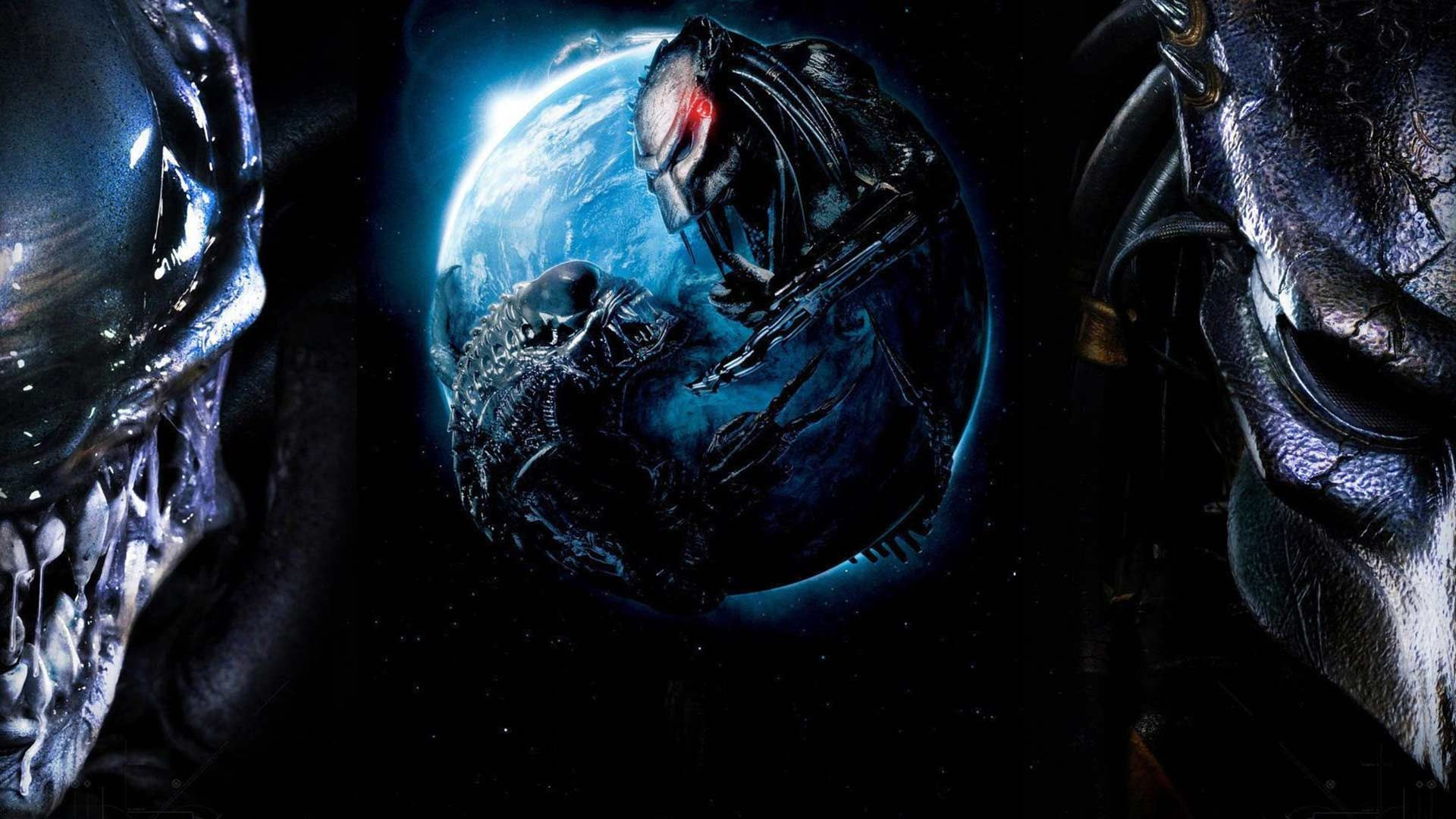 Alien VS Predator Movie Wallpaper Alien vs predator