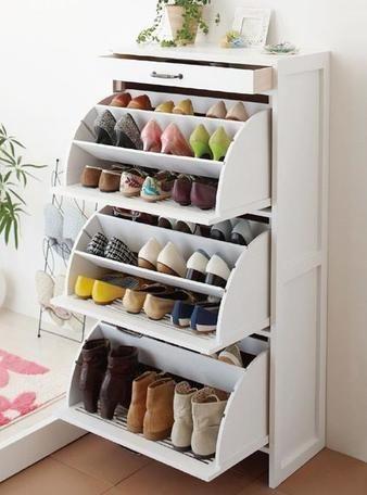 Etonnant Image Result For Unfolding Shoe Cabinet Drawers Maximum Storage