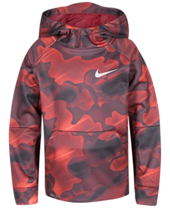 da124fd1b5 Little Boys Camo-Print Therma Pullover Hoodie in 2019 | Products ...