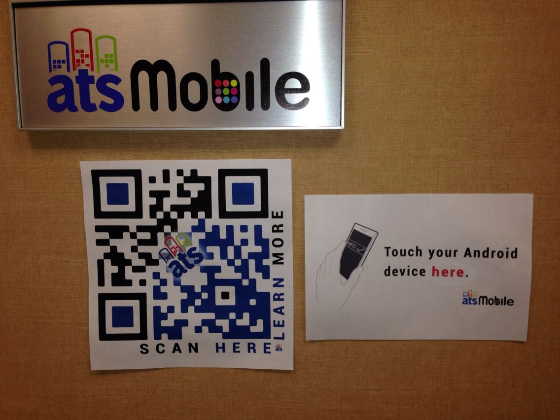 Scan outside our office. Coding, Qr code, Learning