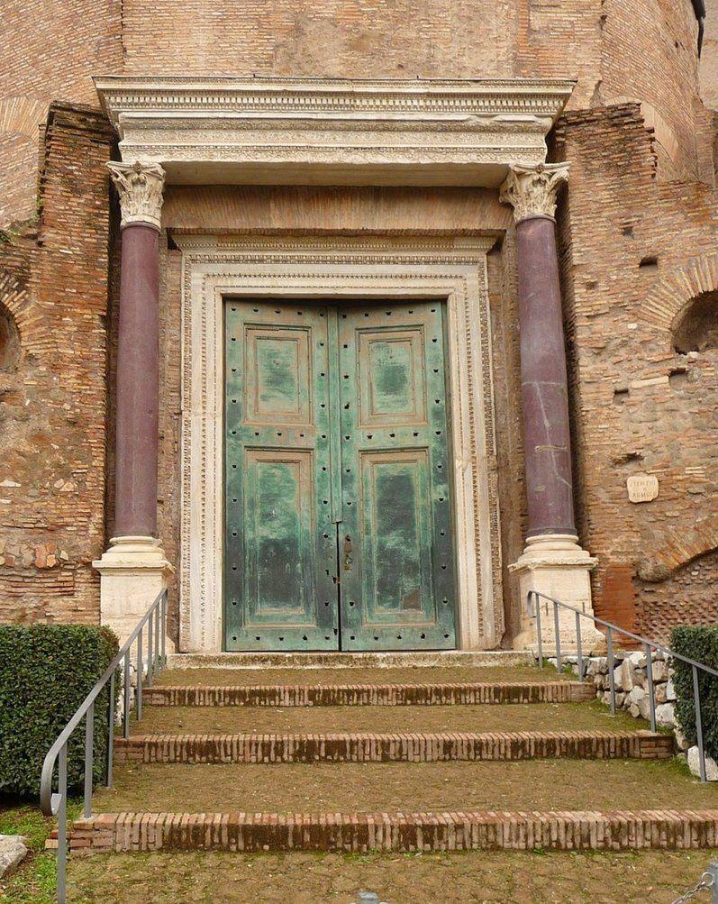 Ancient Roman Doors Very interesting. & Ancient Roman Doors Very interesting. | Doors | Pinterest ...