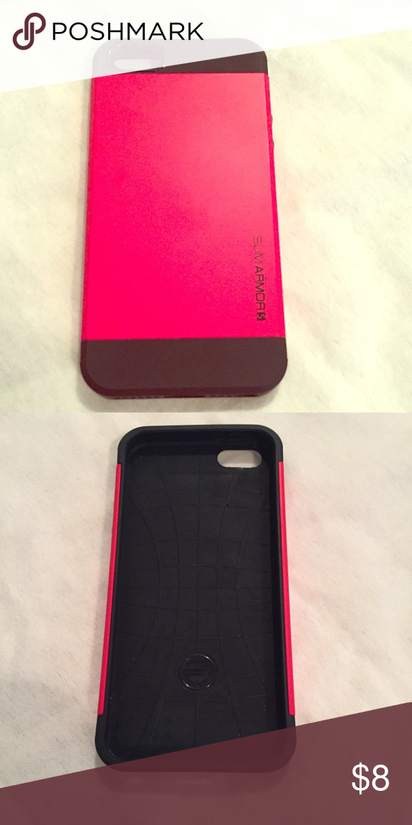 iPhone 5/5s/se case by SLIM ARMOR Excellent condition/Durable iPhone 5/5s/se Accessories Phone Cases