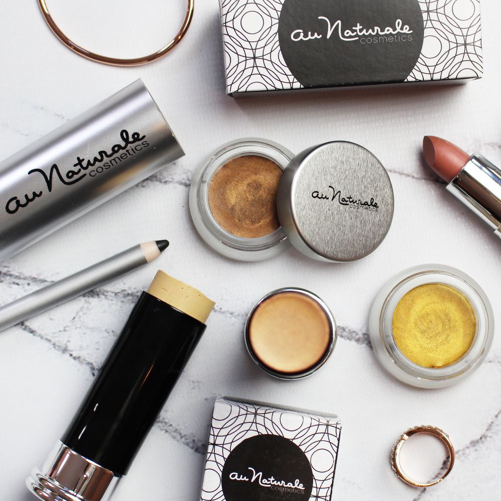 New! Au Naturale Cosmetics from the US are the epitome of
