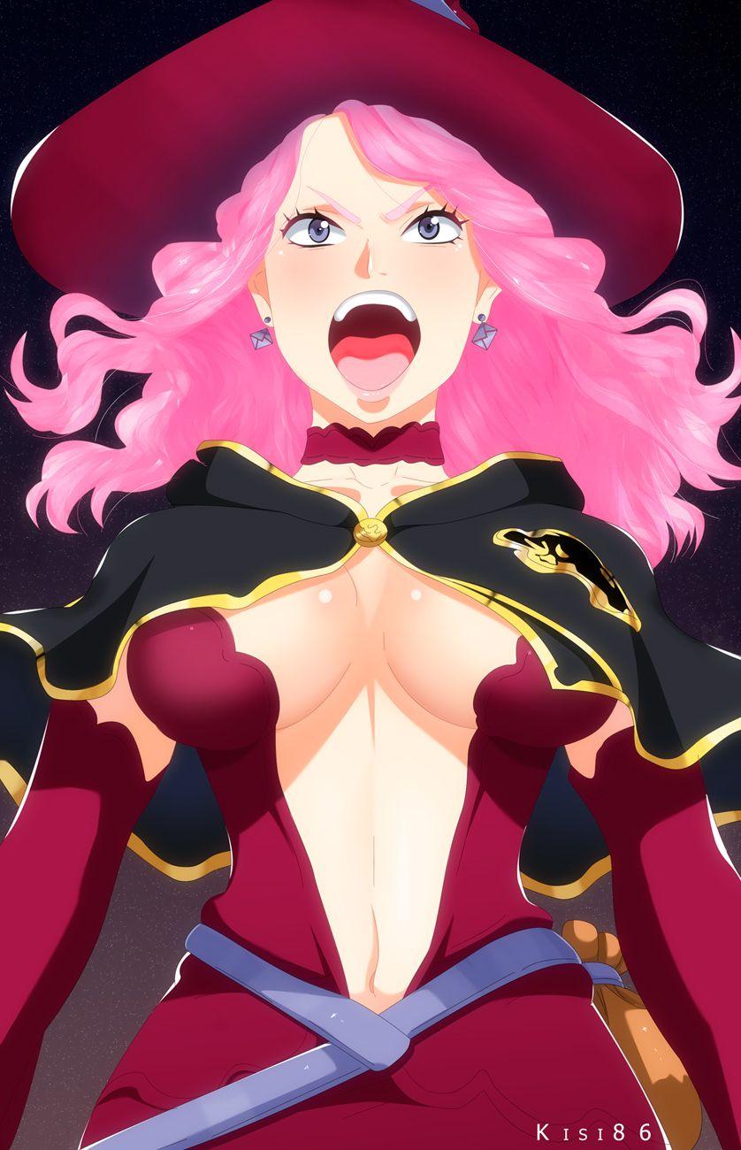 Black Clover Content Below Black Clover Anime Black Clover Manga Vanessa Black