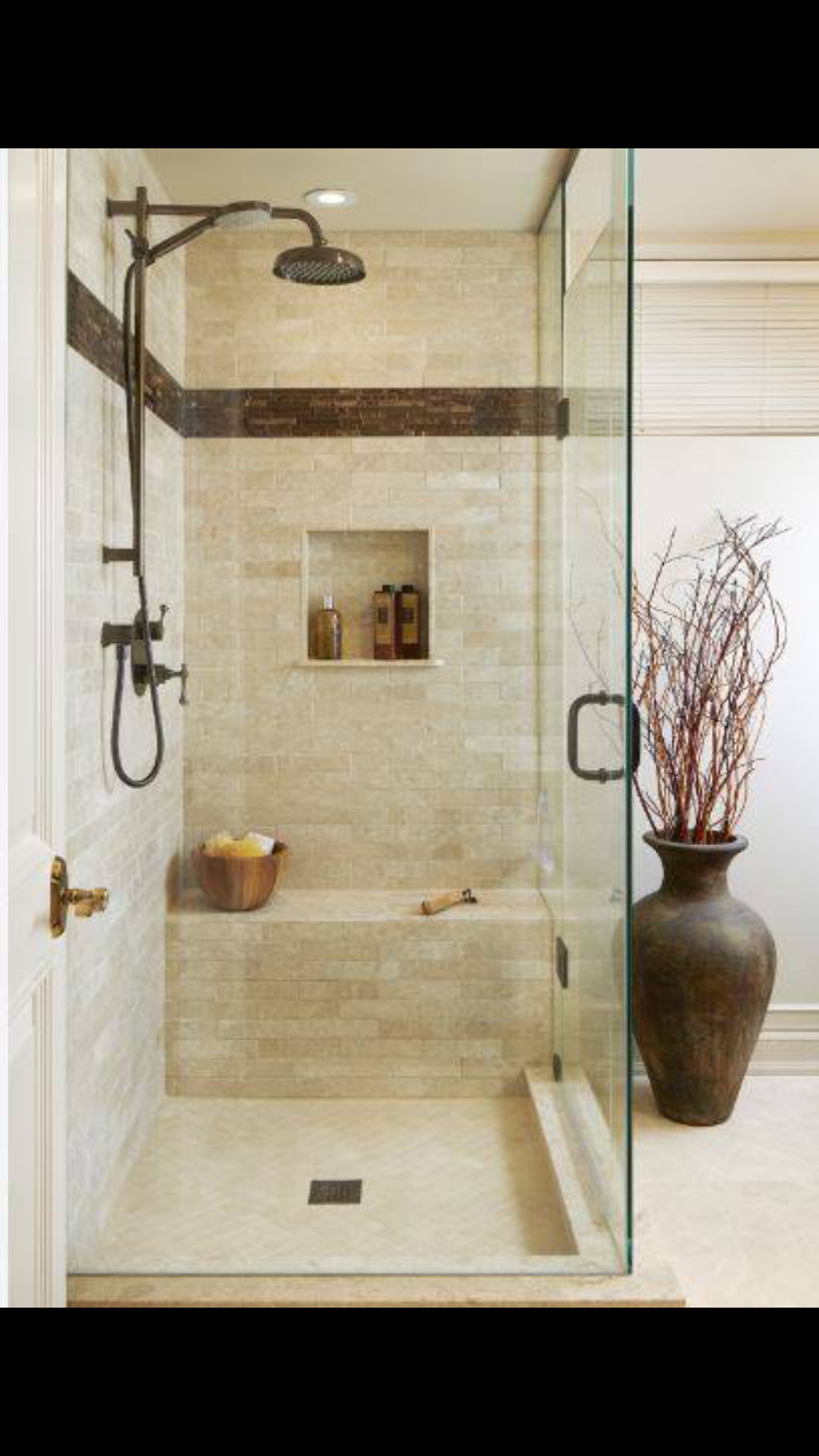 Pin by Kimberly Song on Tile bathrooms