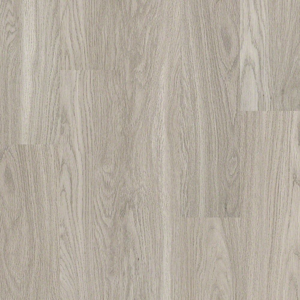 "Canyon Loop Vinyl Plank - Cloud / 6""W x 48""L / GREY OAK / Floating"