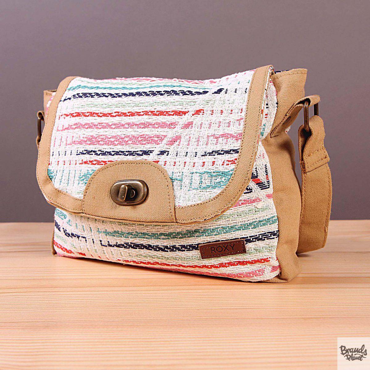 801771a77acd9 Mała damska torebka na ramię Roxy Sessions Lark   www.brandsplanet.pl     roxy