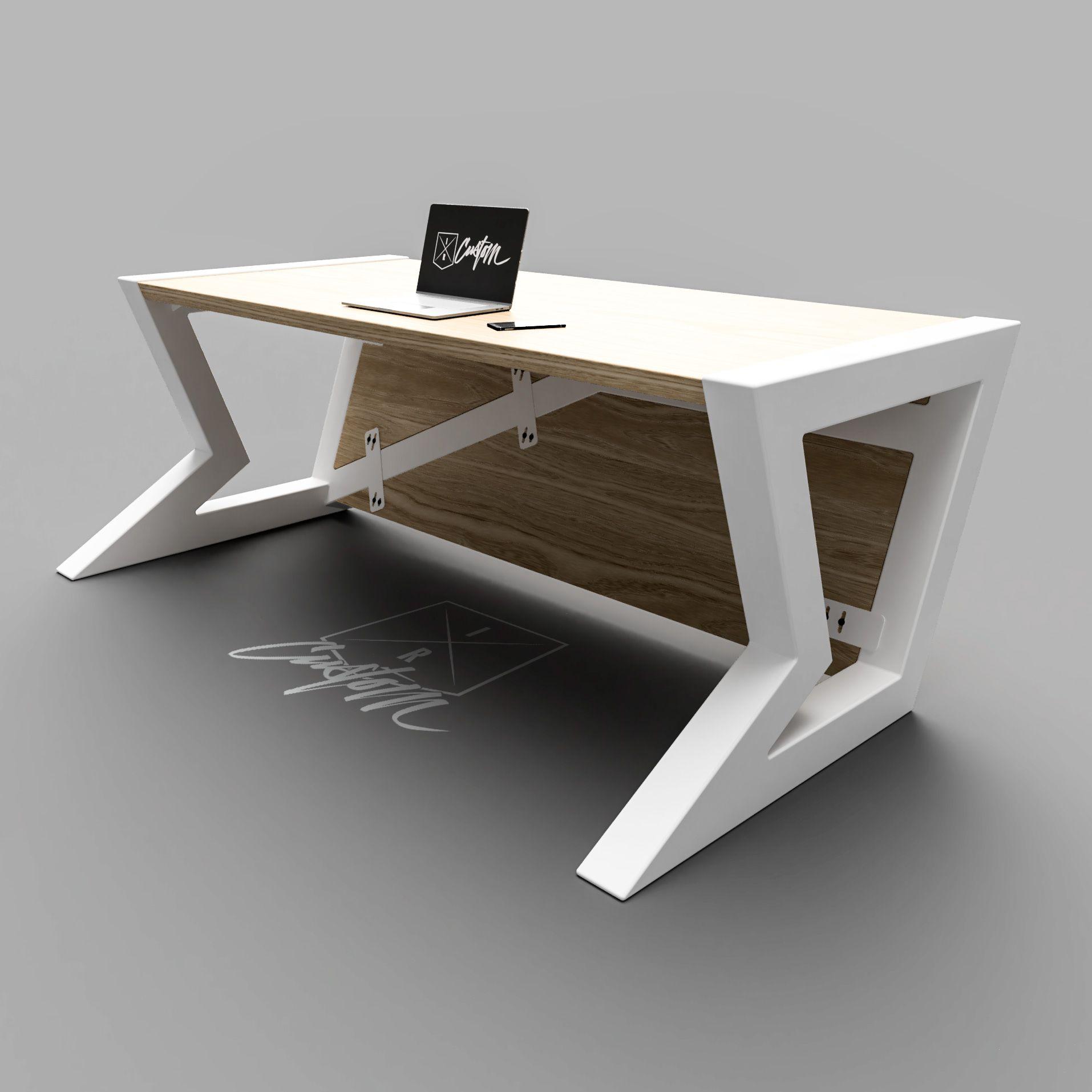 Further Always Looking Further Our Modern Steel Hardwood Desks