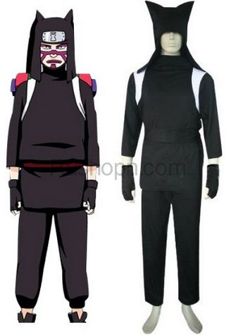 Naruto Shippuden Kankuro Cosplay Costume