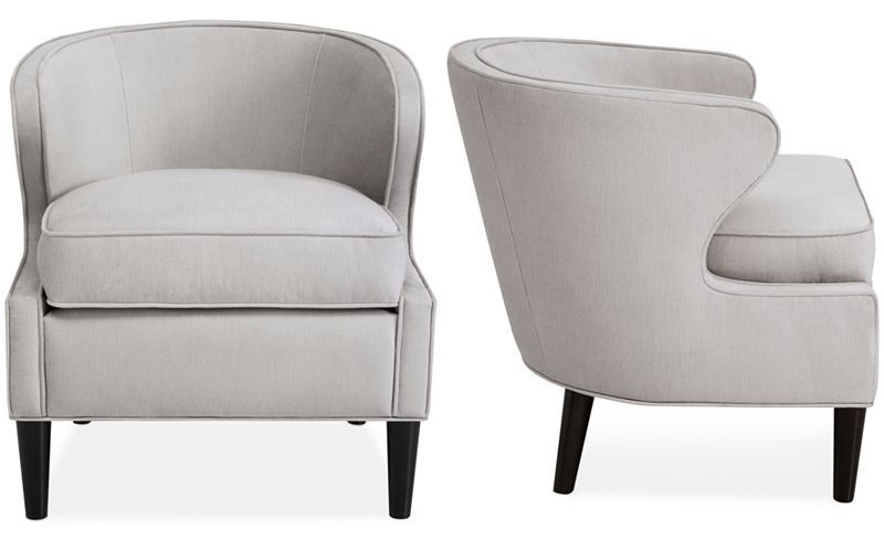 Macaulay Fabric Accent Chair Accent Chairs Furniture Chair