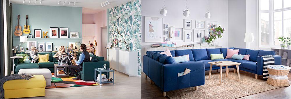 #Wohnzimmer Designs Wohnzimmermöbel 2018: Trends, Farben, Fotos Und Tipps  #Wohnzimmer #
