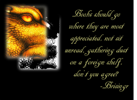 Inheritance Cycle Quotes by zuu-dovahkiin on deviantART ...  Eragon Book Quotes