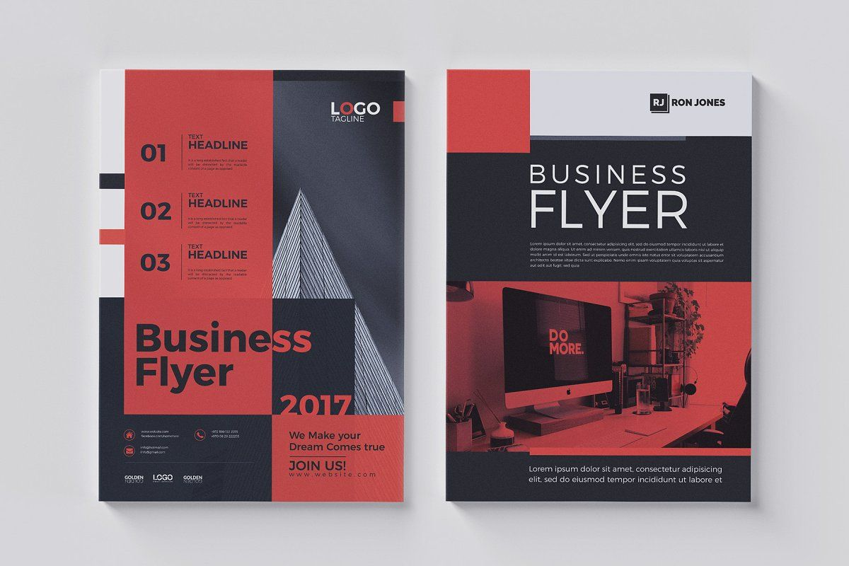 20 Corporate Flyer Double Sided Corporate Flyer Flyer Double Sided Flyer