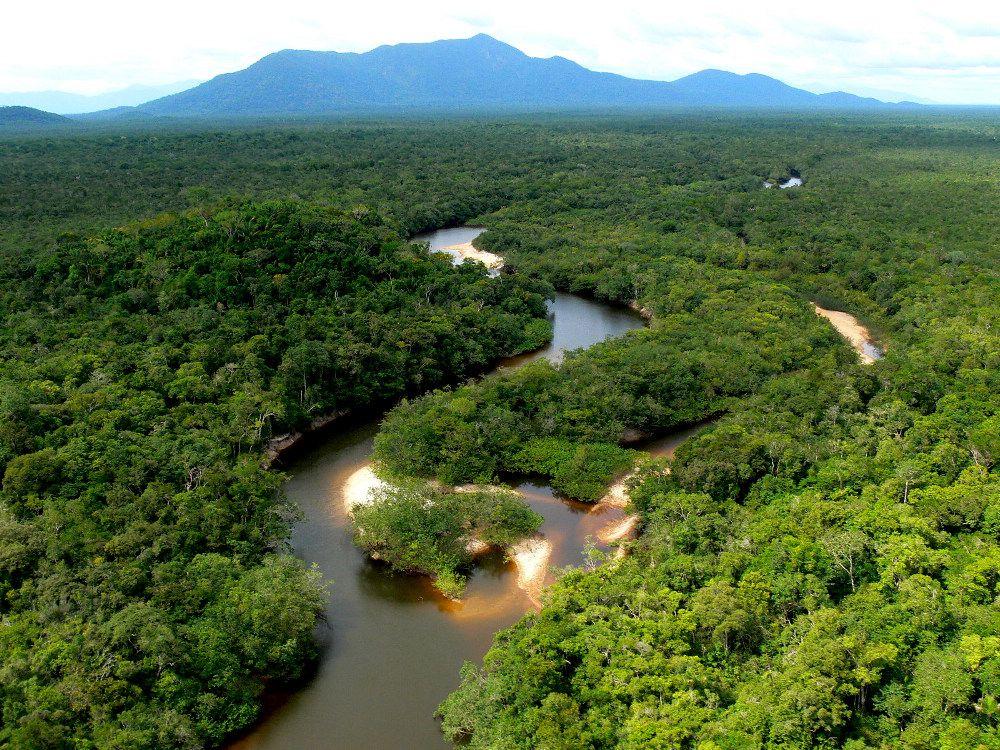 Parque Nacional Serra da Mocidade, RR/AM
