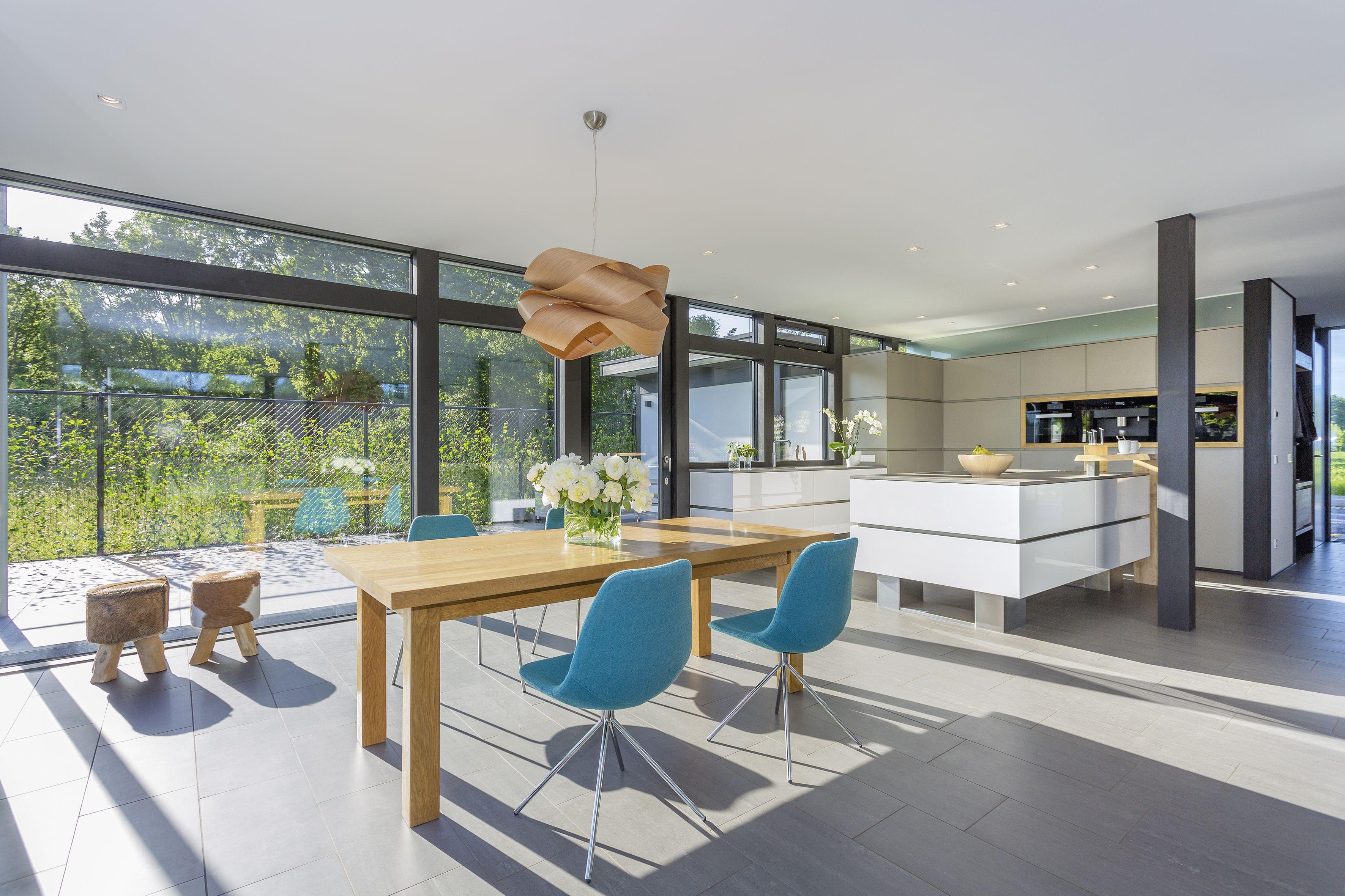 HUF HAUS MODUM 8er in 2019 | Haus, Bauhausstil und Küchendesign