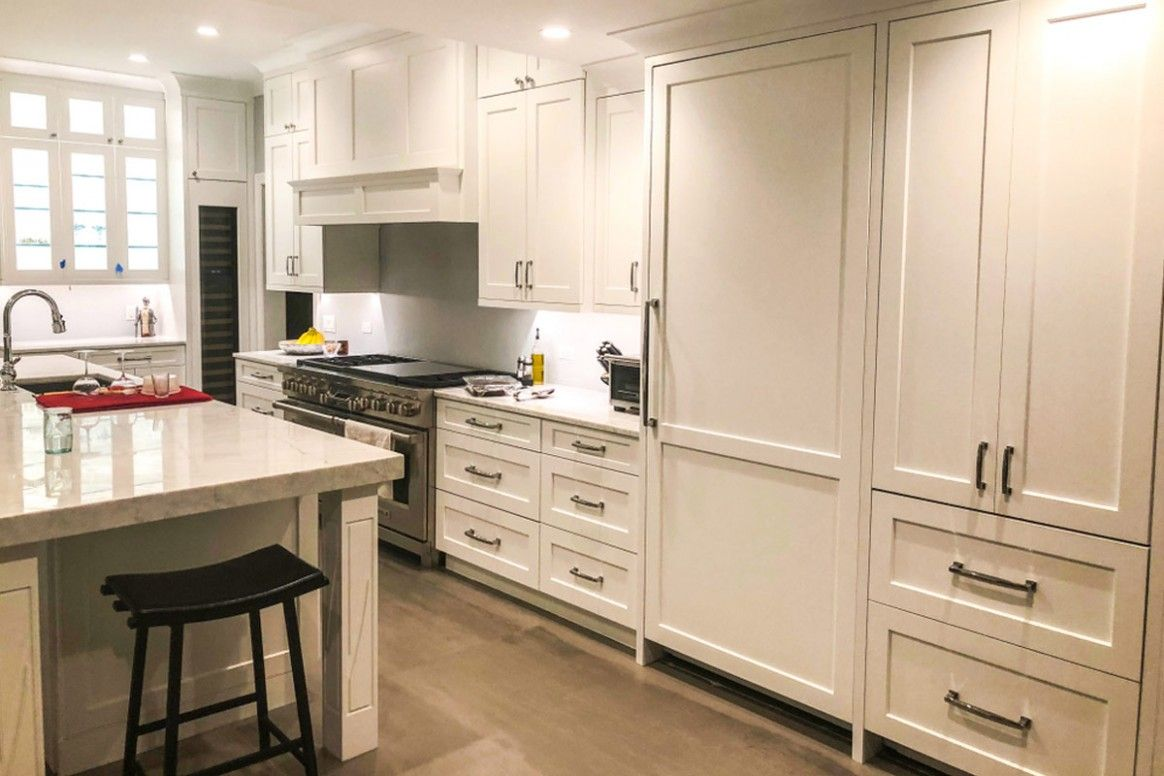 What Is The Average Cost To Build Custom Kitchen Cabinets