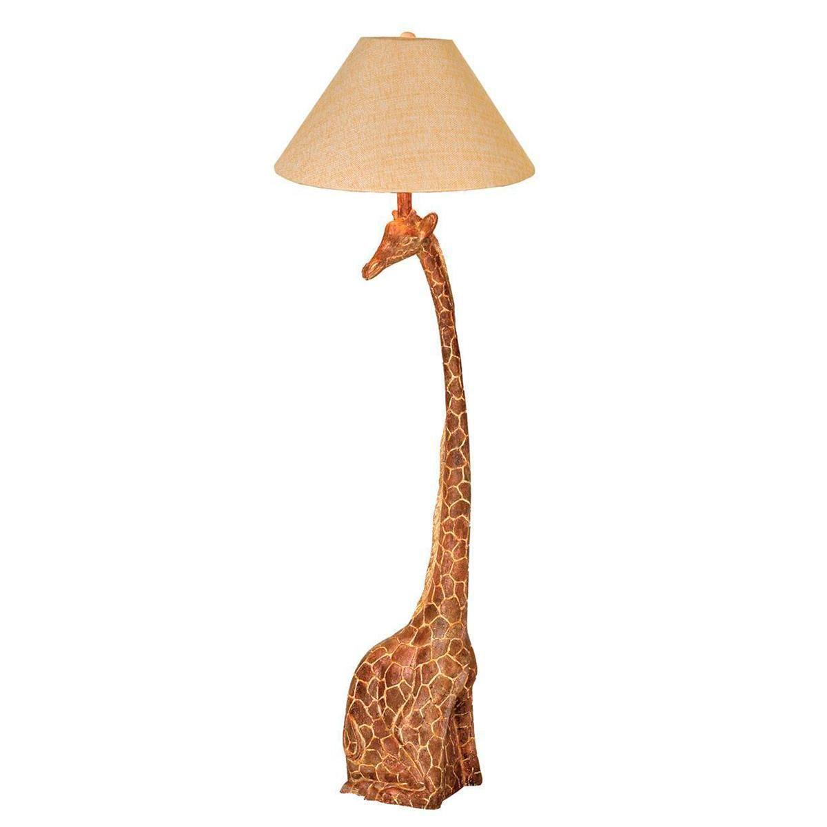 giraffe floor lamp cute for nursery - Giraffe Lamp
