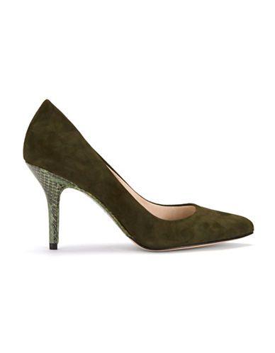 Taylor | Suede pumps, Pumps, Pump shoes