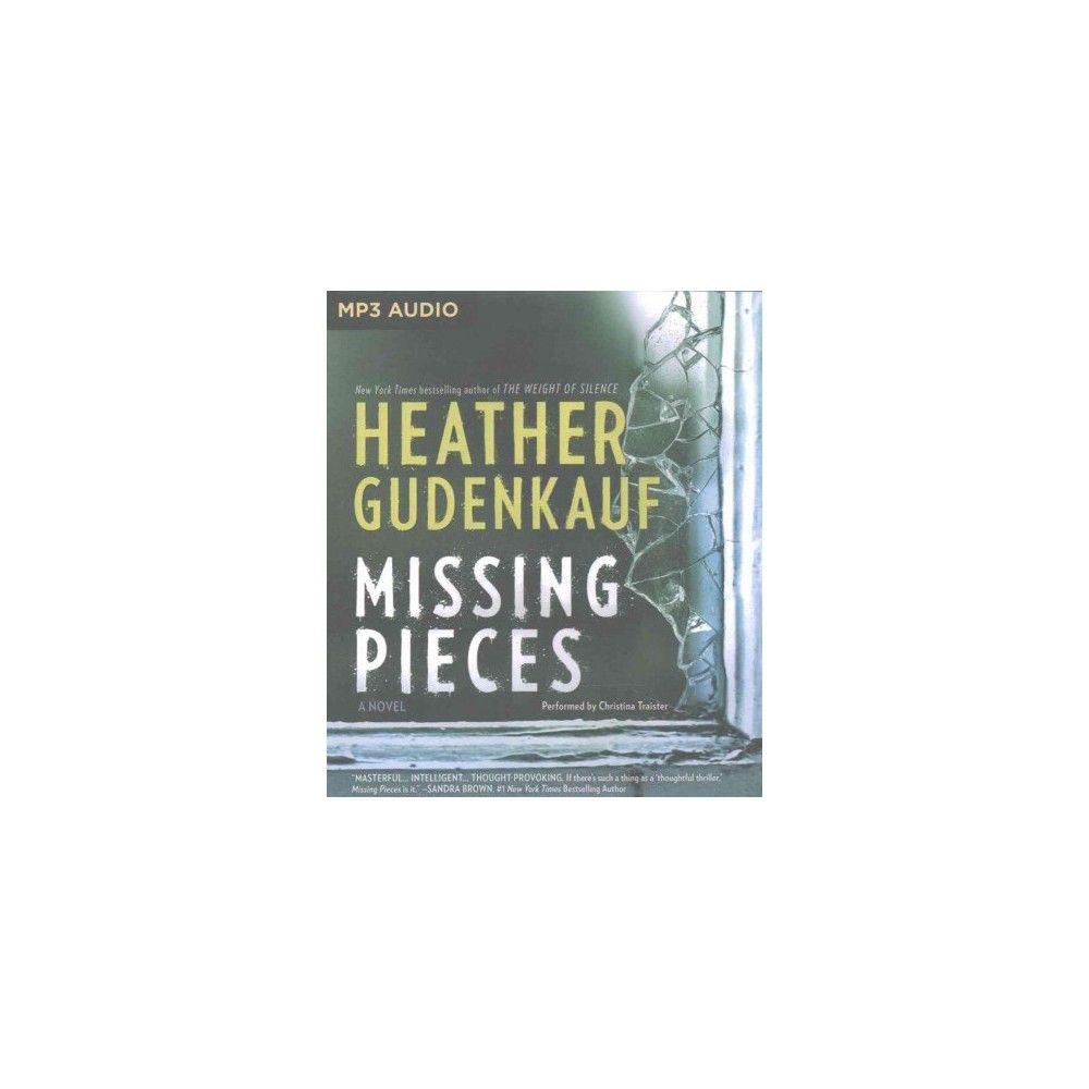 Missing Pieces (MP3-CD) (Heather Gudenkauf)