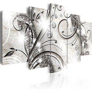 Bilder Cm L Format Fertig Aufgespannt Top Vlies Leinwand 5 Teilig Wand Bild Kunstdruck Wandbild Abstrakt B D Murando