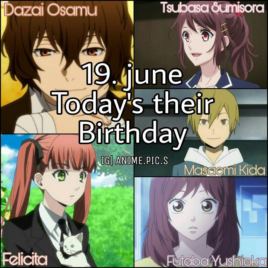 Happy Birthday 💜🔥 extra anime facts Bongou stray dogs