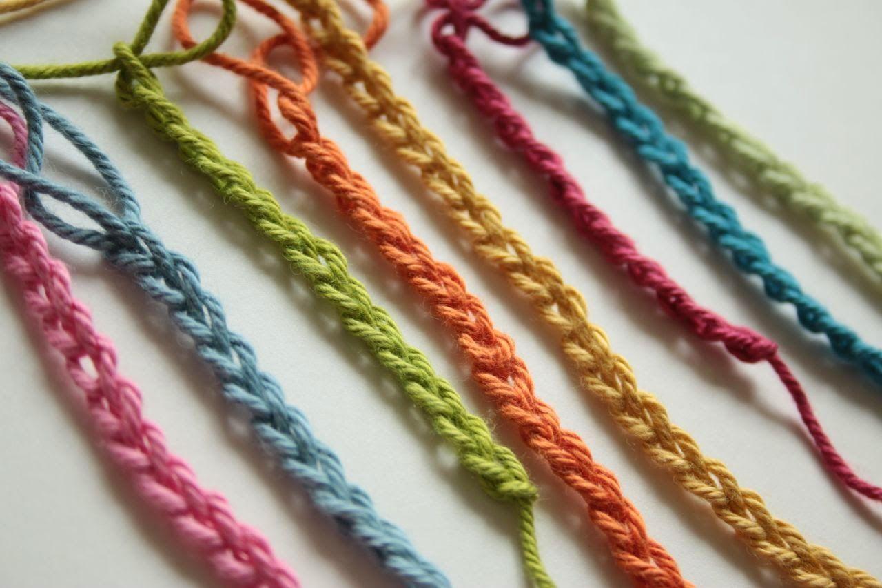 Crochet Corner: Cadenas de partida