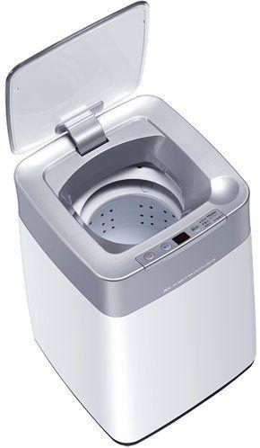 Haier MW-BQ8S Mini: World\'s Smallest Laundry Machine | Small ...
