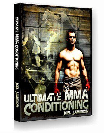 Joel jamieson ultimate mma conditioning book