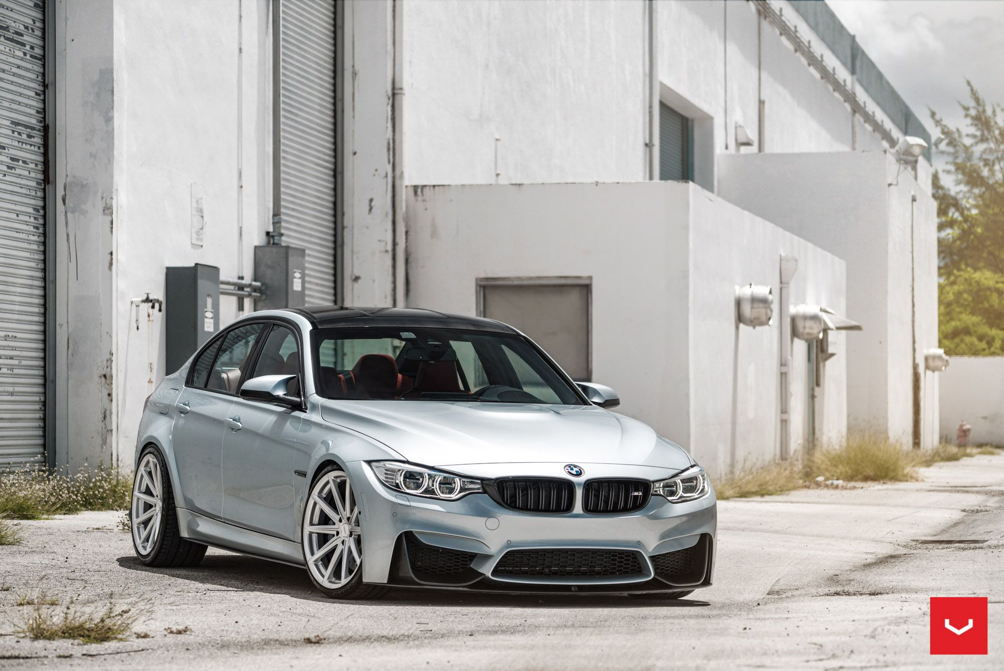 Bmw F80 M3 Sedan Silverstone Mperformance Xdrive