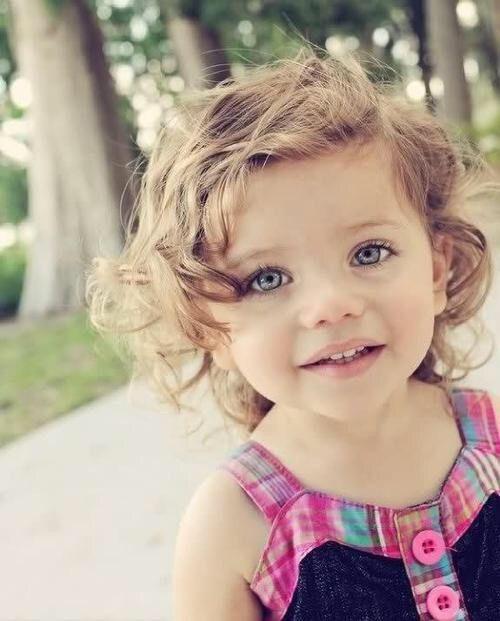 Image Via We Heart It Awesome Baby Babygirl Blonde Blueeyes