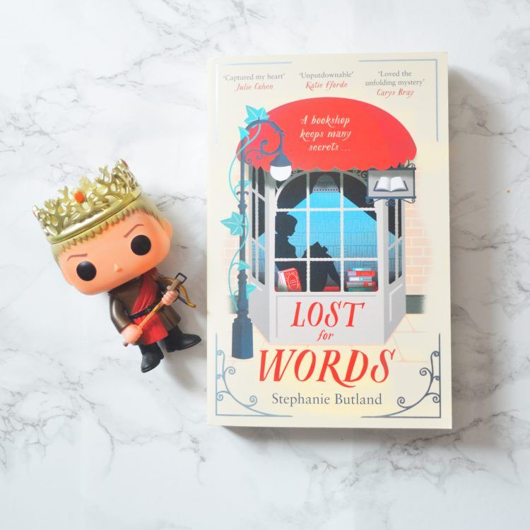 lost for words stephanie butland review