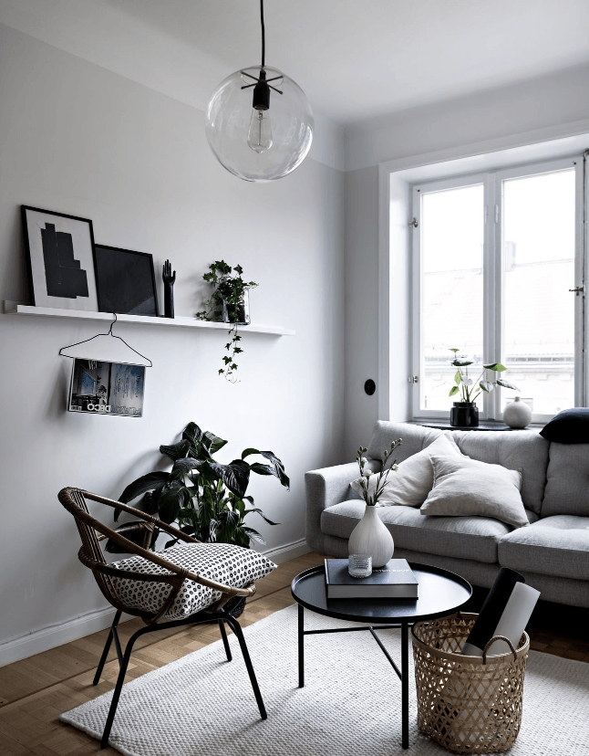 Small home, great style - via Coco Lapine Design | Colours for rooms ...