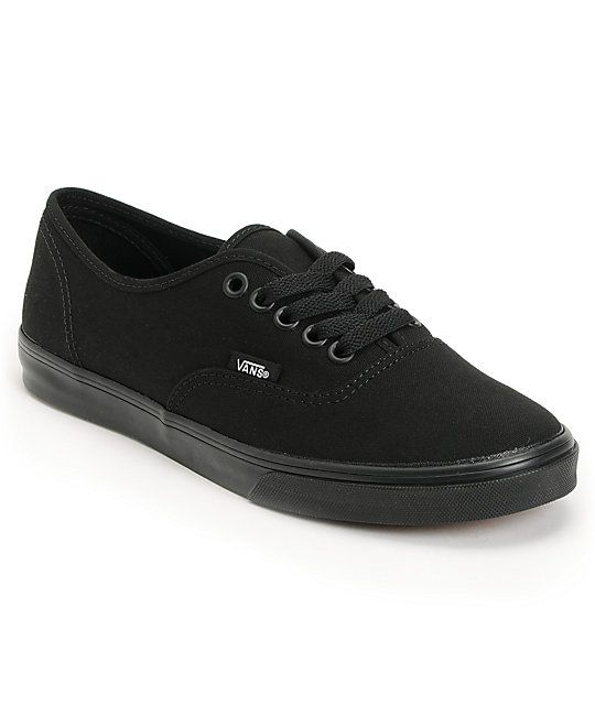 ef152cce24a The Authentic Lo Pro girls shoe is a low profile version of a the classic Vans  Authentic skate shoe.