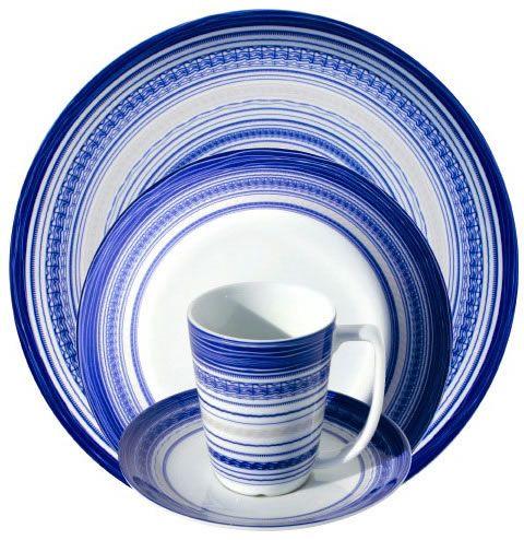 Blaane (blue) design from Wik & Walsoe